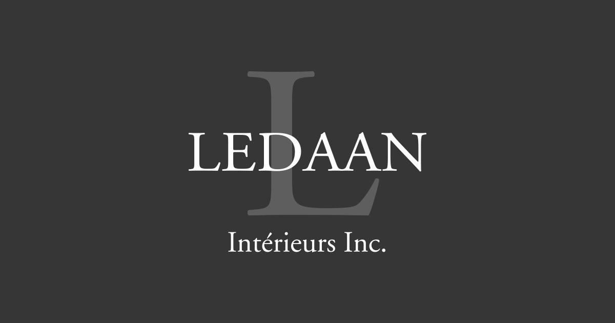 Armoires, meubles intégrés et architecturaux | Ébénisterie - Ledaan